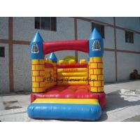 Kids Inflatable Castle Bouncer Outdoor Advertising , Custom Manufactures