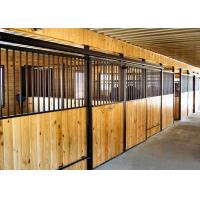 Livestock Hay Feeder For Cattle And Horse , Corral Feeder With Roof Manufactures