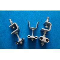Hot-Dig Galvanized Optical Fiber Cable Clamp Adss Cable Fittings Manufactures