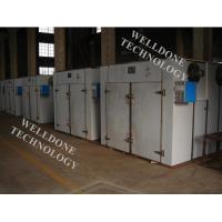 0 . 3 - 4 Ton Large Drying Oven , Energy Saving Continuous Tray Dryer Manufactures