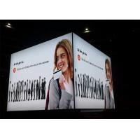 8mm Pixel Pitch Outdoor Fixed LED Display With 960X960X115mm Cabinet Manufactures