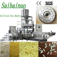 China Instant Rice Machine /Artificial Rice Processing Line /Fast Cooked Instant Rice Machine on sale