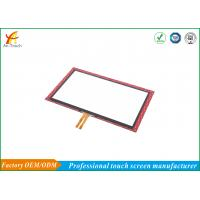 Dustproof Tft Capacitive Touchscreen / Wear Resistance Multi Touch Screen Panel Manufactures