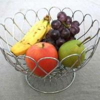 Fruit Basket, Durable, Anti-corrosive, Not Easy to Deform, Customized Colors Welcomed Manufactures