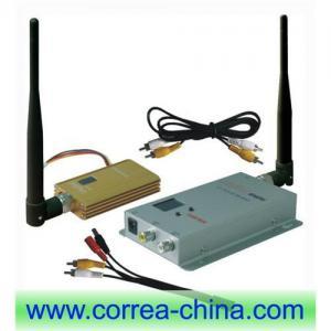 1.2GHz 1500mw wireless AV transmitter receiver Manufactures