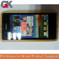 China All Natural Bamboo Case For Huawei Ascend U8833 Y300 on sale