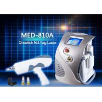 China 500w Q - Switch Nd Yag Laser Machine 1064 / 532 Nm Laser Wavelength on sale