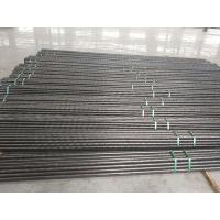 China Long Precision Seamless Steel Pipe Annnealed Black Finish With ISO 9001 on sale