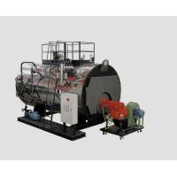 Automatic PLC 2 Ton Oil Fired Steam Boiler Efficiency , Stainless Steel Plate Manufactures