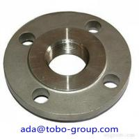"4"" ASTM SA/A105N Forged Steel Flanges Galvanizing Surface For Oil System Manufactures"