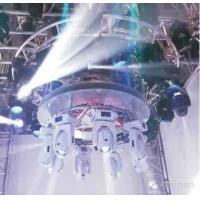 Size Customized Rotating Stage Platform Rotation Truss Explosion Proof  For Party Manufactures
