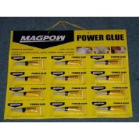 Quality Mpc115 Daily Use Adhesives and Glues, 502 Power Strong Glue, Magpow Cyanoacrylate Adhesive Power Glue for sale