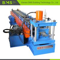 Durable C Purlin Forming Machine For 1.5-3.0mm Thickness Building Material Making