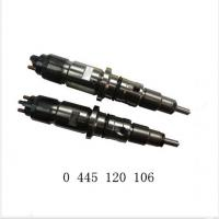 0 445 120 106 Common Rail Injector High Performance For Various Engine Type Manufactures