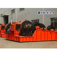 Quality JM-03 Series wire rope Electric Hoist Winch   ISO9001  2000 for sale