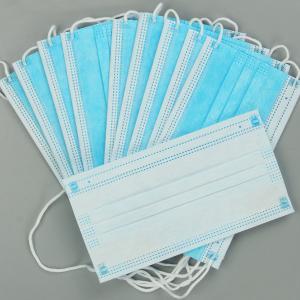 EN149 Anti Fog Mouth 3 Layer Civil Disposable Nose Mask Manufactures