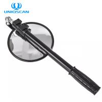 Quality Acrylic Material Under Vehicle Surveillance System Round Mirror For Vehicle Security Check for sale