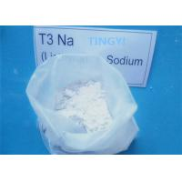 99% Weight Loss  Anabolic Steroid Hormone White Powder T3 L-Triiodothyronine CAS 55-06-1 For Fat Loss Manufactures