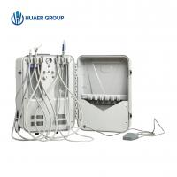 portable dental unit price dental portable turbine unit with air compressor inside Manufactures