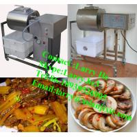 Quality Bloating Machine/Vacuum pickling machine/meat curing machine for sale
