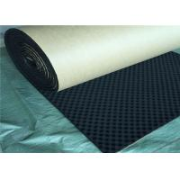 High Density Sound Proof Material 8mm , Car Sound Insulation Material Self - Adhesive Manufactures
