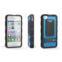 Protection Back Cover iPhone 4s Case with Stand , Original Durable Manufactures