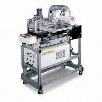 CD Screen Printing Machine, Ideal for Printing CD, CD-R, Mini CD, and Business CD Card Manufactures