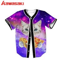 Wholesale colorful 100% polyester baseball jersey Manufactures