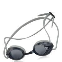 Adult No Leaking Racing Swimming Goggles PC Frame Material With Silicone Strap Manufactures