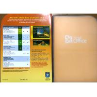 32 Bit / 64 Bit English Office 2010 Home And Student Product Key For 1 PC Manufactures