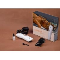 Easy Operation Pet Hair Clippers Replacement Ceramic Blade Set Pet Hair Cut Machine Manufactures