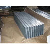 China Hot Dipped Galvanized Corrugated Roofing Steel Sheets / Sheet SGCC SGCD SGCH DX51D on sale