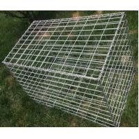 High Zinc Coated Welded Gabion Box Anti Corrosion Retaining Wall Manufactures