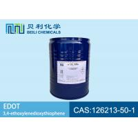 Buy cheap 99.9% purity Electronic Grade Chemicals EDOT / EDT CAS 126213-50-1  near colorless to pale yellow liquid from wholesalers