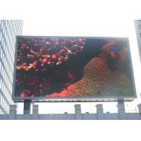 China Large Video LED Display Signs Outdoor LED Signs For Business Water Proof on sale