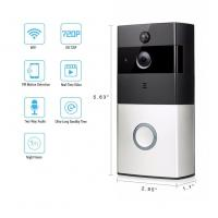 Smart IR Wireless Video Door Phone 8-10 Month's Battery Life IR 720P WiFi Video Doorbell Manufactures