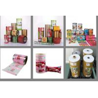 Food Grade Laminated Packaging Film Colorful Printed Heat Shrinkable Manufactures
