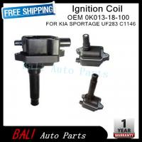 Kia Ignition Coil For Kia 0k013-18-100 0K013-18-100A Manufactures