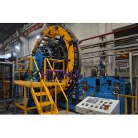China Customized Carbon Steel Pipe Making Machine / Ms Pipe Manufacturing Machine on sale