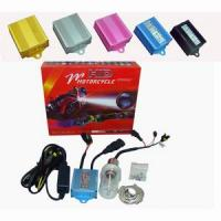 China Micro G4 Blue Motorcycle HID kits/all color/super spot/anti-flicker/long lifespan on sale
