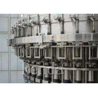 Food Packaging Carbonated Drink Filling Machine PET Bottle Soda Filling Machine Cola 3000BPH Manufactures