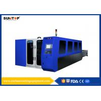 China 2000W fiber laser Cutter For 8mm Thickness Stainless Steel Cutting, swiss laser cutting head on sale