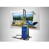 China Large Format Painting Wall Inkjet Printer 3D Foldable Vertical Type UV Colorful on sale