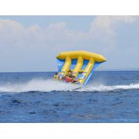 Funny Air Sealed Inflatable Flying Fish Tube with CE / UL Certificate Manufactures