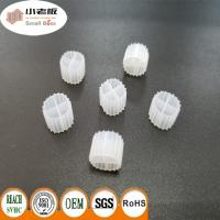 HDPE Small Size K1 Bio Filter Media 900m2 / M3 Suface Area 11*7mm Size Manufactures