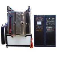 High Efficiency Large Capacity PVD Vacuum Metal Coating Machine For Stainless Steel Chopsticks Manufactures