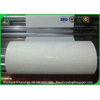 """36"""" 30"""" 190gsm - 350gsm Cardboard Paper Roll Water Resistance For Business Card Manufactures"""
