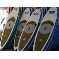 Colorful Inflatable SUP Board Easy Take With 11 Feet Long 6 Inch Thickness Manufactures