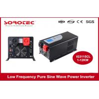 China 1-6KW Utility / Generator Sine Wave Power Inverter with Remote Control Function , CE ROHS on sale