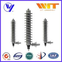 Electrical Safety Gapless Transmission Line Surge Arrester For Buildings , Medium Voltage Manufactures
